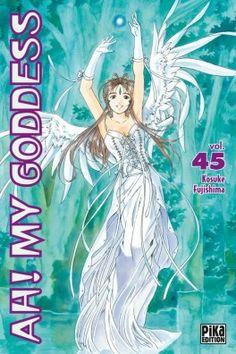 Découvrez Ah ! My goddess, Tome 45 de Kosuke Fujishima sur Booknode, la communauté du livre