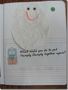 What Could You Do to Put Humpty Dumpty Together Again?