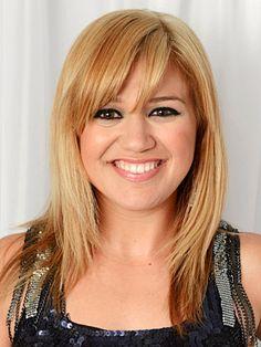 New Kelly Clarkson Hair Color