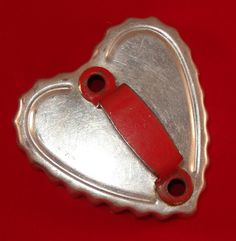 Vintage Heart Shape Cookie Cutter