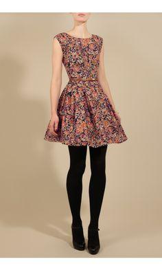 Louche Julita Paisley Dress