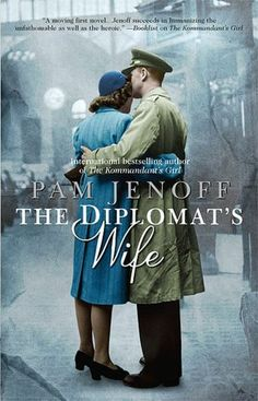 This book picks up from the Kommandants Girl and follows Marta Nedermann. She is rescued from torture and interrogation at a Nazi prison by Paul, an American soldier, at the end of the war. Sent to a hospital and relocation camp, Marta reunites with Paul, only to be separated again when Paul is killed in a plane crash and Marta, using a dead woman's visa, escapes to London. Happy reading!