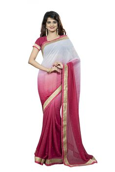 http://www.thatsend.com/shopping/lp/fvp/TESG223426/i/TE289100/iu/maroon-chiffon-traditional-saree  Maroon Chiffon Traditional Saree Apparel Pattern Plain. Work Border Lace, Stone. Blouse Piece Yes. Occasion Festive, Sangeet. Top Color Maroon.