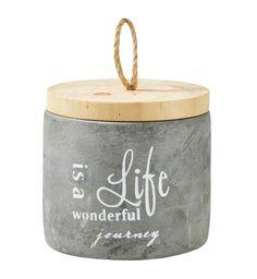 Vorratsdosen Keramik Landhaus vorratsdose landhaus 15 cm dekorative dose aus keramik im