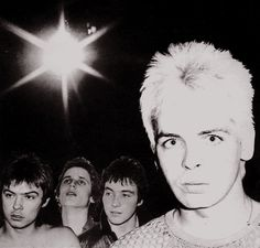 """TUBEWAY ARMY, Gary Numan """"Are 'Friends' Electric?"""" 1979, Single by Tubeway Army from the album Replicas"""