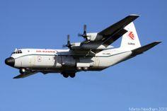 Air Algerie Cargo Lockheed L-100-30 Hercules