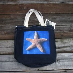 Dharma Love - Starfish girly tote/purse, $39.99 (http://www.dharmalove.com/starfish-girly-tote-purse/)