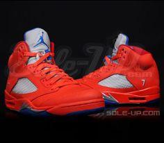 Air Jordan V Melo (Holiday 2013)