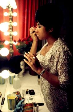 Aretha Franklin- My favourite song of hers 'A Rose Is Still A Rose'