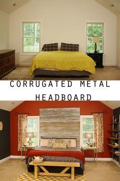 Metal Headboard