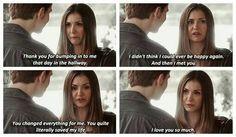 The Vampire Diaries   via Facebook