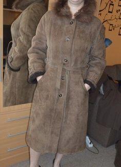 Fur Coat, Shirt Dress, Jackets, Shirts, Dresses, Fashion, Down Jackets, Vestidos, Moda