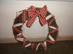 DIY fall wreath :)