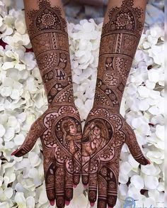 New and Trendy Bridal Mehndi designs that will rule hearts!You can find Mehndi and more on our website.New and Trendy Bridal Mehndi designs that will rule hearts! Dulhan Mehndi Designs, Mehandi Designs, Mehandi Design For Hand, Latest Bridal Mehndi Designs, Full Hand Mehndi Designs, Modern Mehndi Designs, New Bridal Mehndi Designs, Mehndi Design Images, Henna Mehndi