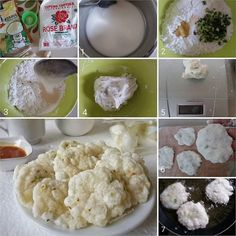 Indonesian Desserts, Indonesian Food, Indonesian Recipes, Rice Recipes, Asian Recipes, Cooking Recipes, Ethnic Recipes, Roti Canai Recipe, Dim Sum
