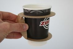 Paper Cup Holder (Concept) on Packaging of the World - Creative Package Design Gallery