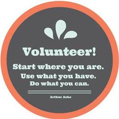 PTA Volunteer Quotes - Bing images