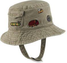 REI Bug Reversible Bucket Hat - Infant/Toddler Boys' - REI.com