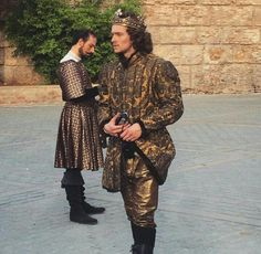 King Henry VII on The White Princess