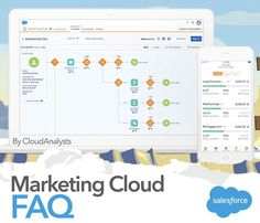 Salesforce Marketing Cloud FAQ Marketing Automation, The Marketing, Salesforce Sales Cloud, Data Modeling, University Degree, Distinguish Between, Marketing Consultant, How To Get, Clouds