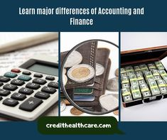 Are you a financial professional? Do you have knowledge about the various kinds of terminologies which are usually used by persons dealing with financial profession? Major differences Between Accounting and Finance Accounting And Finance, Finance Tips, Knowledge, Advice, Money, Learning, Study, Teaching, Studying