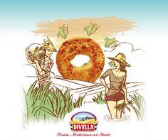 Croccanti e gustosi: ecco gli #Ottimini #Riso e #Mais #Divella!