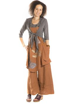 lagenlook outfit