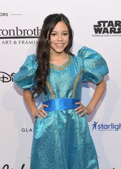 Jenna Ortega Photos - Jenna Ortega at the Dream Halloween 2017 Costume Party Benefitting Starlight Children's Foundation presented by Michaels and Aaron Brothers at The MacArthur on October 21, 2017 in Los Angeles, California. - Dream Halloween 2017 Costume Party Benefitting Starlight Children's Foundation on October 21 in Los Angeles Presented by Michaels and Aaron Brothers - Red Carpet