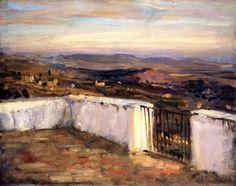Buongiorno Agrigento: La Girgenti di John Singer Sargent