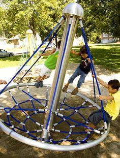 playground equipment images | Spinning Playground Equipment