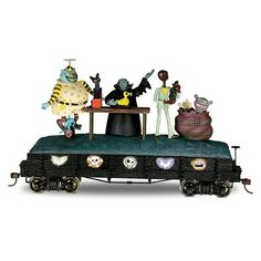 The Nightmare Before Christmas Train Car: Bag Of Tricks by Hawthorne Village by Hawthorne Village, http://www.amazon.com/dp/B005J7C1QU/ref=cm_sw_r_pi_dp_Pfq4qb0KQ7N4J