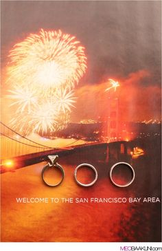 Welcome to San Francisco Wedding Rings