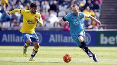UD Las Palmas - FC Barcelona (1-2)   FC Barcelona