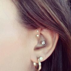 tragus and forward helix - Google Search