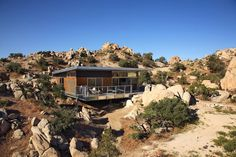 Rock Reach House, Yucca Valley, CA