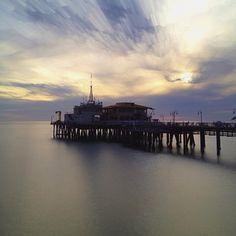 Santa Monica Pier - Los Angeles, CA