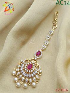 Indischer Schmuck Designs - New Ideas Indian Jewelry Sets, Indian Wedding Jewelry, Wedding Jewelry Sets, Wedding Bands, Gold Bangles Design, Gold Jewellery Design, Gold Jewelry, Zales Jewelry, Gold Necklace
