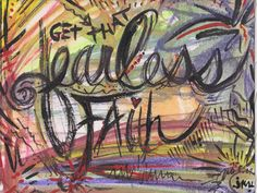 Get That Fearless Faith 2.0 8x10 JMHstyle Print by JMHbossboutique