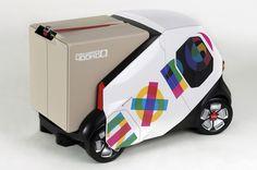 Transportation and Car Design Master Innovation, Truck Design, Futuristic Cars, Future Transportation, Industrial Design Sketch, Commercial Vehicle, Yanko Design, Smart Car, Car Sketch