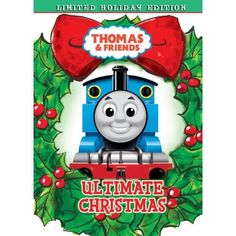 The Official PBS KIDS Shop   Thomas & Friends Ultimate Christmas Collection DVD