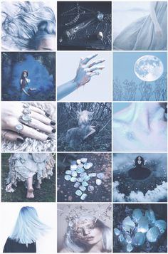 Moonstone Witch aesthetic