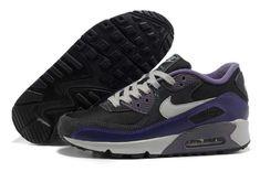 https://www.sportskorbilligt.se/  1767 : Nike Air Max 90 Dam Svart Lila Vit SE603917eGpQBqWQz