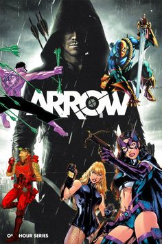 11 Confirmed DC Characters on CW's 'Arrow'