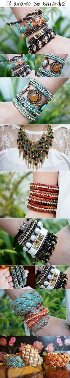 lindas pulseiras!!