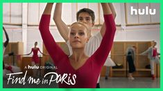 Find Me in Paris: Season 2 Official Trailer French Teen, One Day In Paris, Ballet Shows, Princess Alexandra, Partner Dance, Paris Photography, O Donnell, Make New Friends, Official Trailer