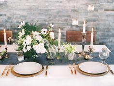 25 BEST TABLESCAPES FOR THE FINE ART BRIDE - Wedding Sparrow | Best Wedding Blog | Wedding Ideas