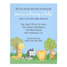 Creating Beautiful And Attractive Photo Baby Shower Invitations