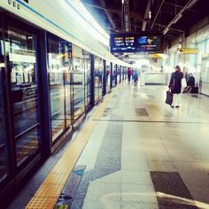 #seoul #metro photo by @es_kwon