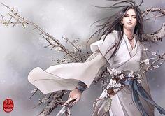 Волшебный азиатский колорит от Wanmeishala1219