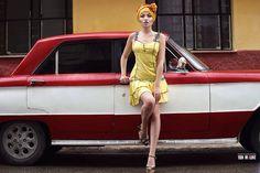 Cuba Habana fashion YanMcLine color